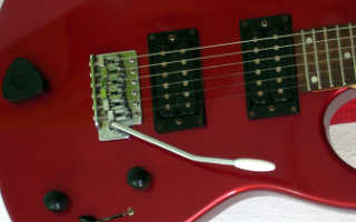 vibrato arm (whammy bar) - picture 2